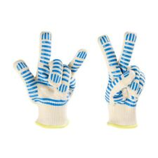 Silicone Cooking BBQ Gloves Heat Resistant Oven Mitt for Grilling BBQ Kitchen BT