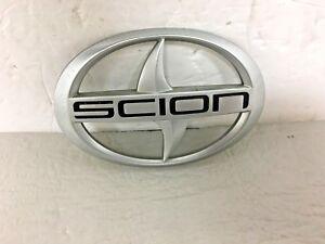 OEM 2004 2005 2006 Scion xB Rear Trunk Emblem 75441-52070