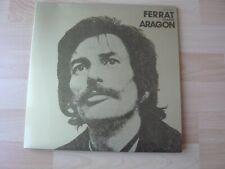 FERRAT ARGON   ALBUM 33T DISQUE VINYL