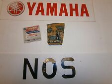 YAMAHA XS750, XS850 - ENGINE OIL PUMP RELIEF PLUNGER