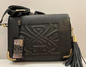 BIBA Leather Gretal Cross Body Bag REF BAG273~