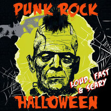 Various Artists - Punk Rock Halloween - Loud Fast & Scary / Various [New CD]