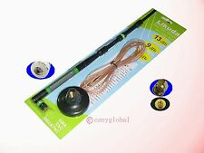 2.4GHz 13dBi High Gain RP-SMA Antenna Wlan Booster+ Cable For Wireless IP Camera