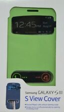 Samsung Galaxy S III S View phone cover Green