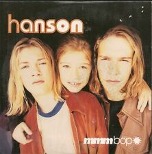 CD SINGLE 2 TITRES--HANSON--MMM BOP--1997