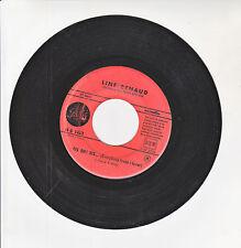 "Line RENAUD Vinyle 45T 7"" DIS OH ! DIS... FAIS TA PRIERE Tom Dooley PATHE 1463"