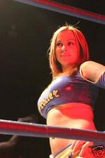 Velvet Sky TNA Knockouts Ringside Photo #3 WWE Divas