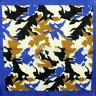 DV Fashions 100% Cotton Large Camouflage Bandana Scarf DV 183