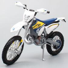 Maisto 1:12 KTM Motorcycle Husqvarna FE501 Dirt Bike Motocross Diecast model toy
