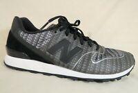 New Balance NB 696 WL696RBK Black White Athletic Running Shoes Womens Size 7.5 B