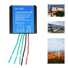 400W 12V/24V Wind Generator Battery Charge Controller Regulator Waterproof IP67