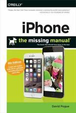NEW - iPhone: The Missing Manual by Pogue, David