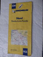 Carte  michelin 54 cherbourg rouen 1986 87