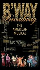 BROADWAY - THE AMERICAN MUSICAL - B'WAY - FIVE DISC's - 106 TRACK's - 379minutes
