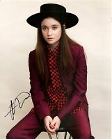 ALICE ENGLERT GENUINE AUTHENTIC SIGNED 10X8 PHOTO AFTAL & UACC B