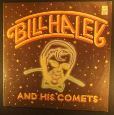 LP BILL HALEY rare RUSSIAN DISC 1992 issue cat.R60 00793