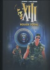 XIII - Tirage luxe Le Figaro - T5 : Rouge total - NEUF