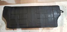 HILLMAN IMP REAR SEAT BACK  BLACK VINYL GENUINE IMP/ SINGER CHAMOIS 1963/76