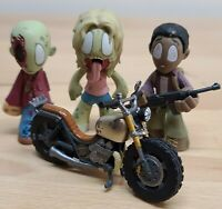 Funko Myster Mini Lot - The Walking Dead Mix - 4 Figures