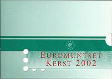 KMS Niederlande 2002 Kerst Silver