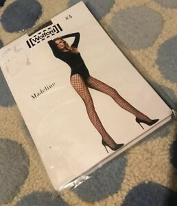 wolford Madeline Fishnets Tights NWT XS Made In Italy
