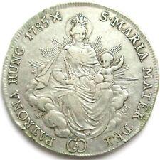 1/2 Taler 1785 A, RDR, Joseph II. (1780-1790)