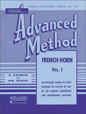 Rubank Advanced Method – French Horn in F or E-flat, Volume 1, Advanced Level, 4