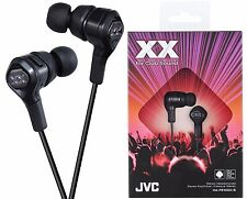JVC HA-FR100X BLACK Elation XX ear buds In-ear Headphones Original / Brand New