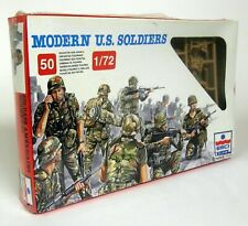 Esci 1/72 Scale 239 Modern U.S Soldiers Model Plastic Model Military Kit