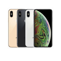 Apple iPhone XS Max 256GB CDMA GSM Fully Unlocked - All Colors - Very Good