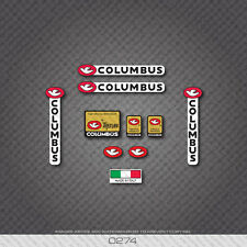 0274 Columbus Tubi Speciali TRETUBI Bicycle Frame and Fork Stickers - Decals