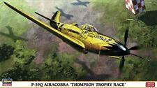 "Hasegawa 09974 - 1/48 P-39Q Airacobra "" Thomson Trophy Race "" - New"