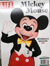 2018 LIFE MAGAZINE CELEBRATES MICKEY MOUSE Disney parks time