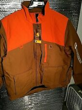Carhartt 102231 - Upland Field Hunting Jacket  Size Large