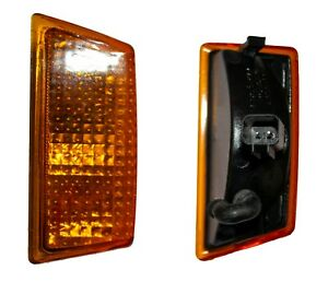 VOLVO FH FM 2002-2007 AMBER FRONT RIGHT Driver O/S INDICATOR LAMP LIGHT