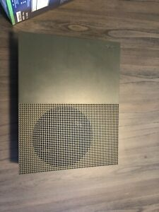 Microsoft Xbox One S Battlefield 1: Military Green Special Edition Bundle 1TB...