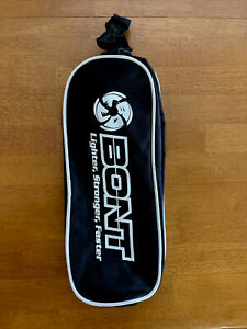 Bont Cycling Shoe Bag. Brand new. Size large Adult.