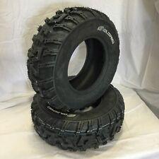NEW - Pair (x2) 25x10x12 Goldspeed MXU ATV UTV SxS Tires - Kawasaki Teryx