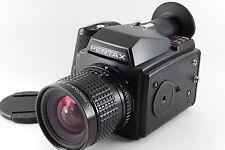 [Excellent] Pentax 645 Medium Format Camera Body 120 back W/ A 45mm f/2.8(A1245)