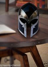 X Men Magneto Helmet Magnus Human Mutant Armour Movie Replica Marvel Comics