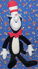 "UNIVERSAL STUDIOS DR SEUSS CAT IN THE HAT 21"" Official Movie Merchandise Plush"