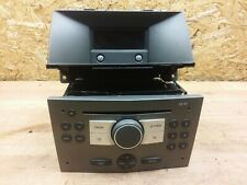 VAUXHALL ASTRA H 04-10 RADIO STEREO AND DISPLAY SCREEN 13111164
