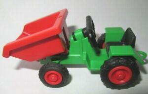 PLAYMOBIL tractopelle tracteur enfant  NEUF