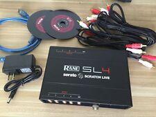 Rane SL4 Digital DSP Accelerator for Serato Dj and Scratch Live