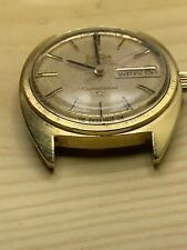 Omega Constellation Vintage Rare Date 18K Yellow Gold Automatic Mens Watch Nr