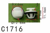 Autobahn88 20pcs Fit Toyota Windshield Pillar Trim Clip 62217-52120