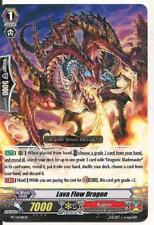 4x Lava Flow Dragon PR/0438EN Cardfight TCG Eng Promo Mint