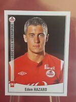 Eden Hazard Lille Real Madrid France Foot 2010/11 Panini 2nd Rookie Sticker