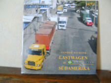 Lastwagen in Südamerika