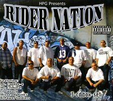 Various Artists, Hpg Presents - Rider Music Box [New CD]